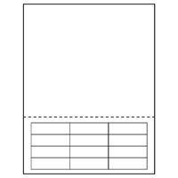 how to print your own address labels with a letter new address label sheets from burris now available