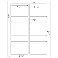 Blank Address Labels