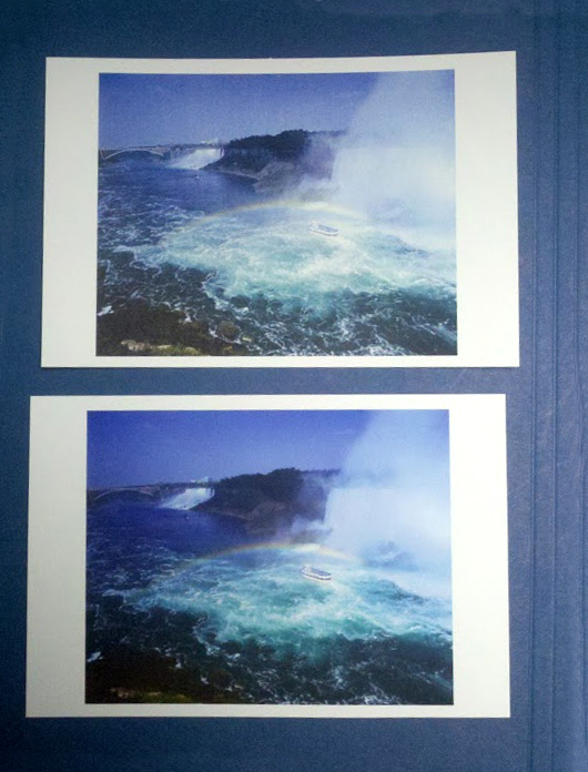 Why Do Photos Look Better When Printed With an Inkjet