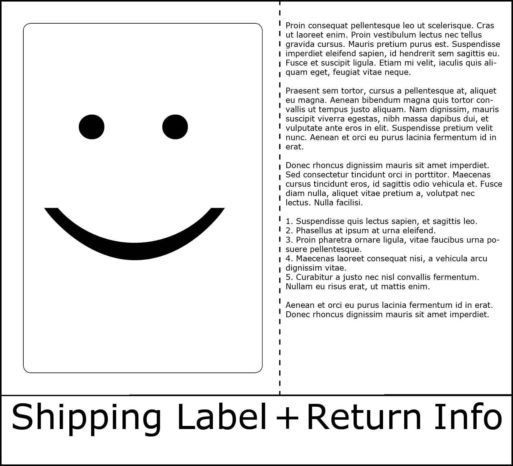 Doc582746 Packing Slips for Shipping Free Packing Slip – Packing Slip Template