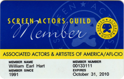 Print Your Own Membership Cards.  Membership Card Template
