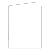 microsoft word card template blank