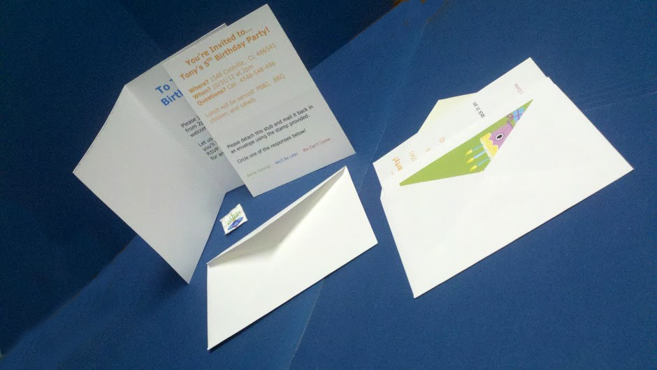 how to print your own rsvp cards