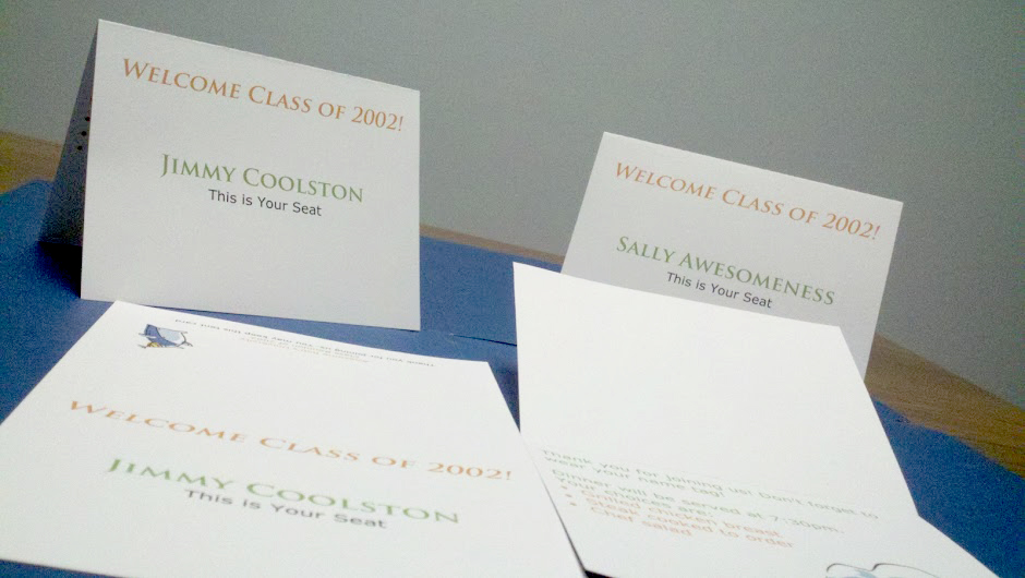 how to print your own tent cards in microsoft word