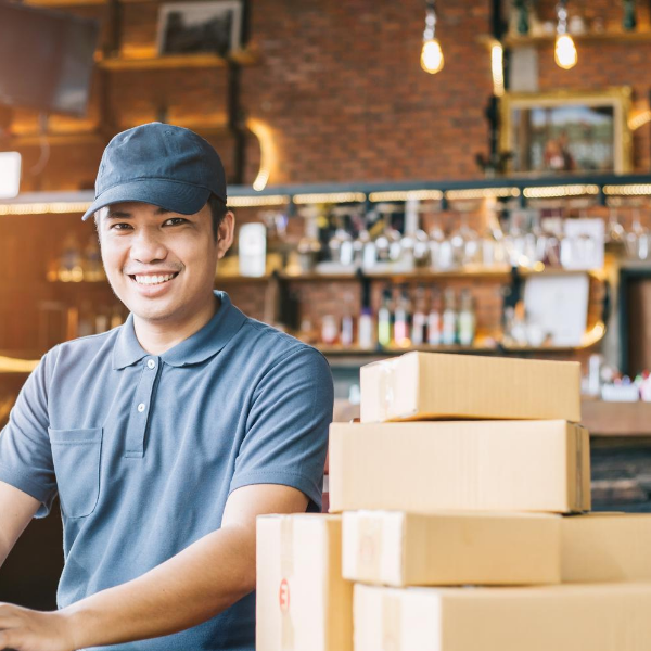 Bringing small businesses into more homes starts with getting set up with an online store, the right products, and shipping supplies.