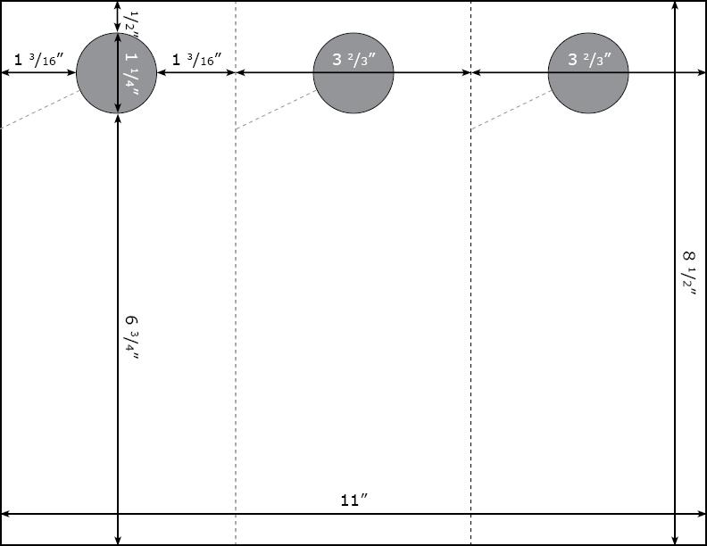 Fascinating Blank Door Hanger Template Air Media Design