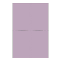 Print On Demand Jumbo Color Postcards - Lovely Lilac
