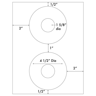 Template For Cd Label. 117mm x 117mm cd labels blank label ...