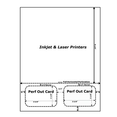 Printable Membership Card Template for Microsoft Word Perfed Cards – Membership Cards Template