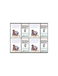 Burris Coupon Template for Microsoft Word